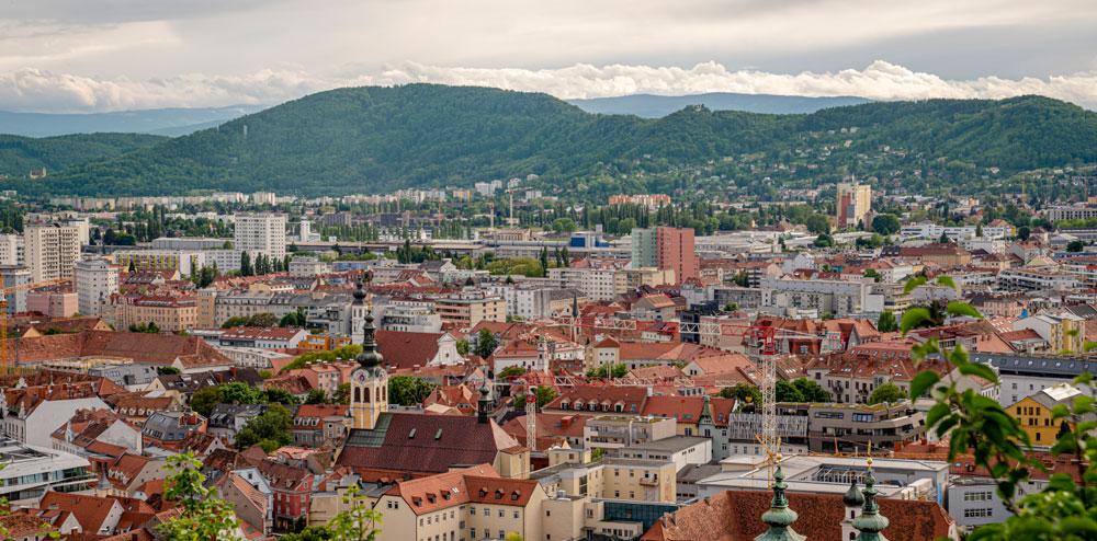 Wohnen Nähe Florianiberg Graz